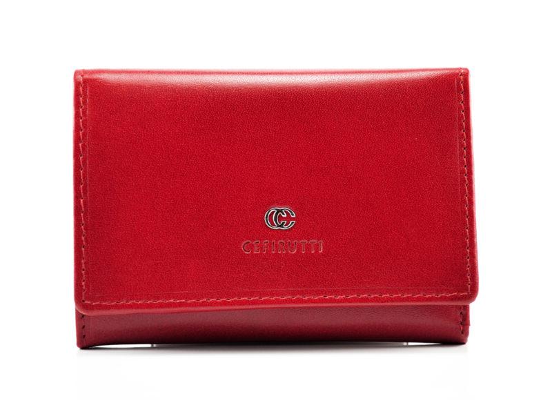 1c8c6db02dd43 Portfel skórzany Cefirutti 77076-9 red – Portfele skórzane ...